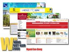 website namhouse dung vao top 17 trang web vang quang ba doanh nghiep nam 2008